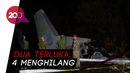22 Orang Tewas dalam Kecelakaan Pesawat Militer Ukraina