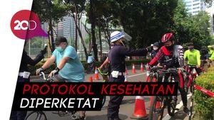 PSBB di Jakarta Lebih Ketat, Kawasan GBK Tetap Dibuka