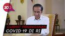 Dokter Corona ke Jokowi: Nakes Kurang, Pasien Terus Bertambah