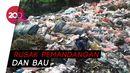 Tumpukan Sampah di Jalur Pantura Bikin Mata Sepet