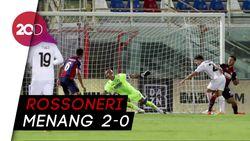 Tanpa Ibrahimovic, AC Milan Kalahkan Crotone