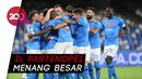 Napoli Pesta Gol Lawan Genoa 6-0