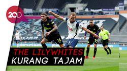 Tottenham Diimbangi Newcastle 1-1