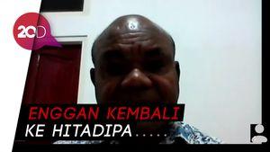 Usai Penembakan Pendeta di Papua, Warga Hitadipa Minta TNI Ditarik