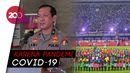Polri Tak Keluarkan Izin Keramaian  Liga 1 dan 2 Indonesia