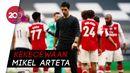 Arsenal Buang-buang Peluang Lawan Liverpool