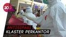 8 Pegawai Dinas Kominfo Gorontalo Positif Covid, 48 ASN Tes Swab