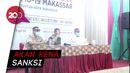 Ada 7 Pelanggaran Protokol Covid-19 di Acara Pernikahan di Makassar