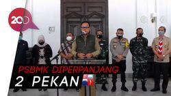 Kota Bogor Kembali Zona Merah, Ini Penyebabnya