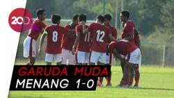 Timnas Indonesia U-19 Sukses Kalahkan Dinamo Zagreb