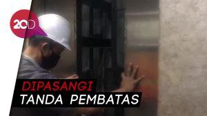 Sempat Terbakar Hebat, Begini Kondisi Lift di Gedung Nusantara I DPR