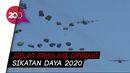 Puluhan Jet Tempur TNI AU Kerahkan Kemampuan Maksimal di Lumajang