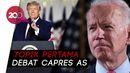 Beda Pandangan Trump-Biden soal Pemilihan Hakim Agung di Debat Capres!