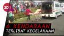 Kecelakaan Maut di Wonosobo, 3 Orang Tewas