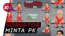 Ini Daftar 37 Koruptor yang Mengajukan PK