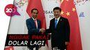 RI-China Sepakat Dagang Gunakan Rupiah & Yuan