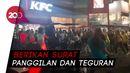 Bikin Acara Senam Bersama, Restoran KFC di Makassar Kena Sanksi