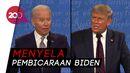 Netizen Minta Mikrofon Donald Trump Dimatikan saat Debat