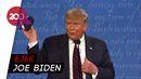 Di Panggung Debat, Trump Pamer Masker