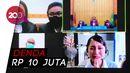 Tangis Lucinta Luna Pecah saat Divonis 1,5 Tahun Penjara