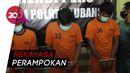Kepala Toko-Karyawan Sekongkol Bobol Minimarket di Subang