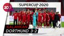 Gol Aneh Kimmich Jadi Penentu Bayern Juara Piala Super Jerman