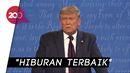Reaksi Cardi B-John Legend Usai Tonton Debat Trump-Biden