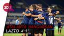 Atalanta Hancurkan Lazio 4-1