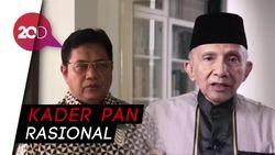 PAN Optimistis Kadernya Tak Bakal Lompat ke Partai Amien Rais