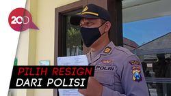 Cerita Kasat Sabhara Polres Blitar Pilih Resign Gegara Makian Kapolres