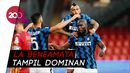 Inter Kalahkan Benevento 5-2, Lukaku Cetak Gol Kilat
