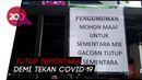 Muncul Kasus Covid-19, Warung Mi Kekinian di Yogyakarta Tutup Sementara