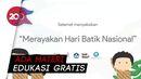 Google Tambah Koleksi Batik di Google Arts & Culture
