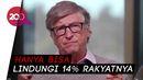 Kekhawatiran Bill Gates soal Distribusi Vaksin Corona di Negara Miskin