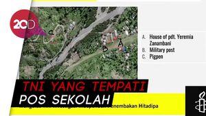 Amnesty International: Saksi Sebut Penembak Pendeta Yeremia Anggota TNI