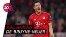 Mantap! Lewandowski Jadi Pemain Terbaik UEFA 2020