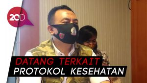 Diperiksa Bawaslu, Ketua Satgas Covid-19 Makassar Klaim Netral
