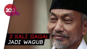 Rekam Jejak Ahmad Syaikhu Jabat Presiden PKS
