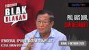 Blak-blakan Agum Gumelar, Kebangkitan PKI Basi! Sebentar Lagi