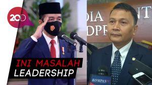PKS Soroti Jokowi yang Tak Muncul saat Demo Buruh
