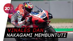 Jack Miller Tercepat di Latihan Bebas Kedua MotoGP Prancis