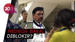 Kominfo Bersih-bersih Ratusan Hoax UU Cipta Kerja di Medsos