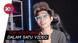 Frost Diamond Kolaborasi Bareng YouTuber Dunia di YouTube Fanfest?