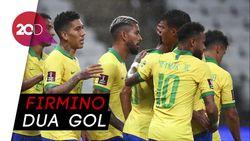 Momen Brasil Pesta Gol Lawan Bolivia 5-0