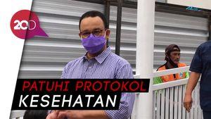 Jakarta Sangat Bergantung Kedisiplinan Warga di PSBB Transisi