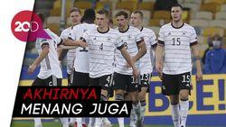 Kemenangan Perdana Die Mannschaft di UEFA Nations League
