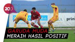 Timnas U-19 Bantai Makedonia Utara 4-1