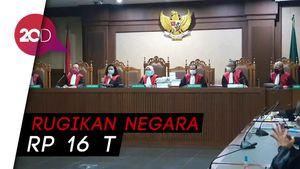 Hari Ini, 3 Eks Pejabat Jiwasraya Akan Divonis