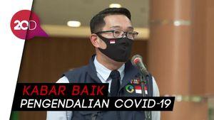 DKI Terapkan PSBB Transisi, Ridwan Kamil: Bodebek Akan Menyesuaikan