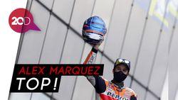 Alex Marquez Gaspol: Start ke-18, Finis Kedua di MotoGP Prancis